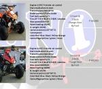 ATv 110cc for P60K